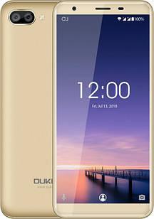 Смартфон Oukitel C11 1/8GB Gold