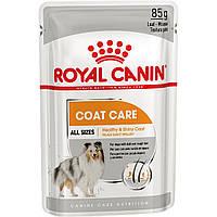 Royal Canin Coat Care  85г*12 шт паштет для собак