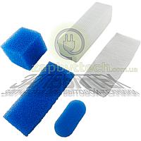 Набор фильтров для пылесоса Thomas VC09W129 (787203) Twin, Genius, Hygiene, Syntho, Victor. DOMPRO DP13001