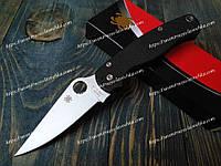 Нож складной SPYD-S30-VB Spyderko USA Military