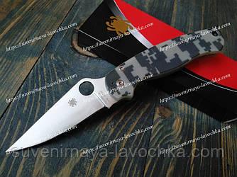 Нож складной SPYD-S30-VK Spyder Camo