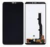 Дисплей (екран) для ZTE A530 Blade/A606 Blade + тачскрін, чорний