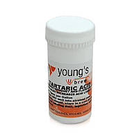 Винная кислота Tartaric Acid Young's 50г