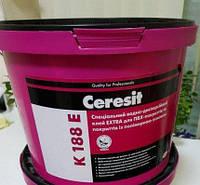 Клей для кварцвінілової плитки Ceresit (Thomsit) K188E 12Kкг