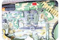 Игрушечный набор военного с каской и аксессуарами, фото 4