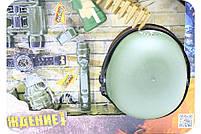Игрушечный набор военного с каской и аксессуарами, фото 5