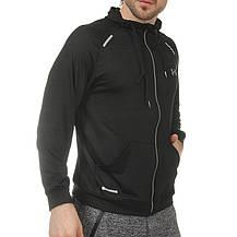Толстовка спортивна на блискавці з капюшоном. Розмір на зріст 170-172 см, фото 3