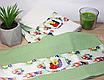Набор турецких кухонных полотенец Овощи, фото 2