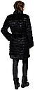 Шуба пальто женское Ляля, женская шуба нутрия, фото 2