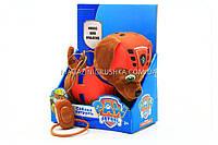 Интерактивная мягкая игрушка «Щенячий патруль на поводке» Зума, фото 1