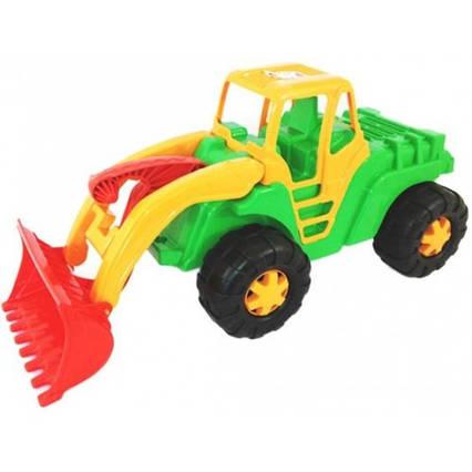 Трактор великий, арт. 150, Оріон