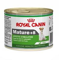 Royal Canin Mature +8 для стареющих собак мелких пород 195г * 12шт