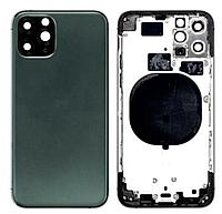 Задняя крышка для iPhone 11 Pro, зеленая оригинал
