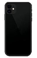 Задняя крышка для iPhone 11, черная оригинал