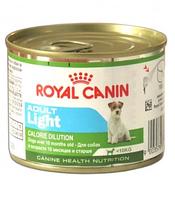Royal Canin Adult Light 195г консерва для собак мелких пород с избыточном весом