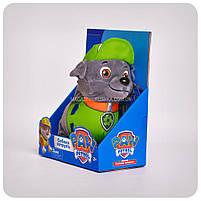 Интерактивная мягкая игрушка «Щенячий патруль» Рокки, фото 3