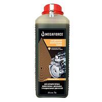 Присадка мегафорс для двигателей автотракторной техники 1 л. на 40 л. масла