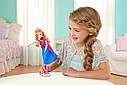 Кукла Анна на коньках Холодное сердце Принцесса Дисней Anna Frozen Disney Mattel, фото 3