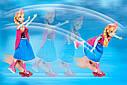 Кукла Анна на коньках Холодное сердце Принцесса Дисней Anna Frozen Disney Mattel, фото 4
