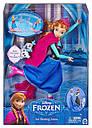 Кукла Анна на коньках Холодное сердце Принцесса Дисней Anna Frozen Disney Mattel, фото 7