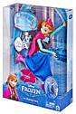Кукла Анна на коньках Холодное сердце Принцесса Дисней Anna Frozen Disney Mattel, фото 8