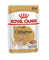 Royal Canin Chihuahua 85г*12шт паштет для собак породы Чихуахуа