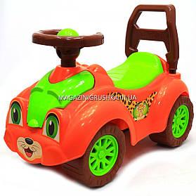Каталка толокар Автомобиль для прогулок ТехноК 3268, 55х31х44, до 20 кг