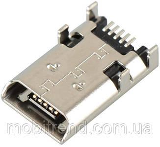 Коннектор зарядки Asus T100,TF300T,K001, 5 pin