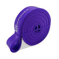 Резиновая петля для фитнеса UPowex 16-38 кг Violet (up1233)