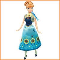 Кукла Анна - Ледяная Лихорадка, Холодное сердце / Anna Frozen Disney (Mattel®)