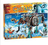 "Конструктор Chimo ""Ледяной подавляющий мамонт Маулы"", фото 1"
