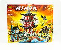 Конструктор Ninja «Храм аэроджитсу» (Bela), фото 1