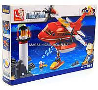 Конструктор Sluban «Пожарный» маяк M38-B0629