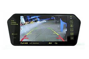 "Монитор-накладка для камеры заднего вида 7"" 713 BT/USB/TF/MP5 (MD-0710)"