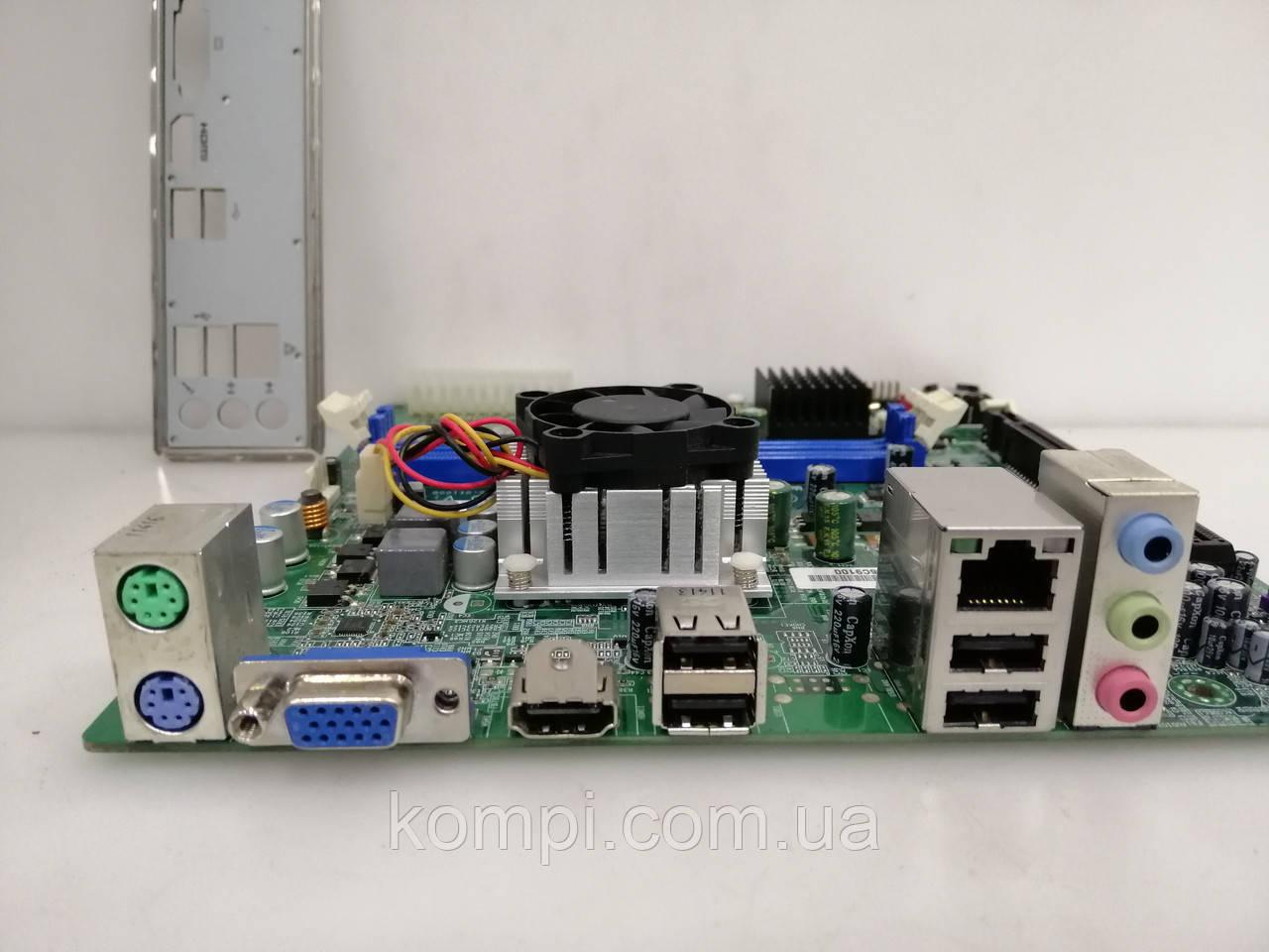 Материнская плата Acer D1F-AD  AMD A45-FUSION  DDR3 mini-ITX