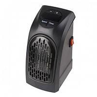 Мини тепловентилятор Rovus Handy Heater 400 w Черный (nri-88-08), фото 1