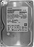 Жесткий диск HDD 480GB 7200rpm 32MB SATA III 3.5 Toshiba DT01ACA050 Y207JW8B