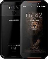 Leagoo xRover C | Чорний | IP68 | 2/16Гб | 4G/LTE | Гарантія