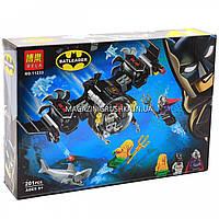 Конструктор Бэтмен Bela - Бэтсубмарина Бетмена и подводный бой, 201 деталь (11233)