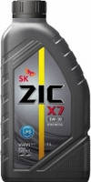 Моторное масло Zic X7 LPG 5w30 1л