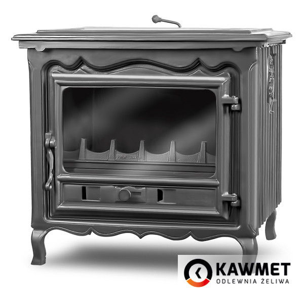 Печь камин чугунная KAWMET P2 (10 kW)