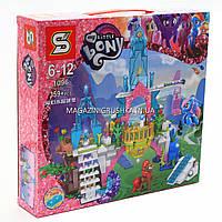 Конструктор для девочек Senco (Аналог Lego My Little Pony) «Дружба это сила» 359 деталей (SY1096), фото 1