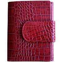 Женский кошелек Lindenmann 91104 Красный (1160)
