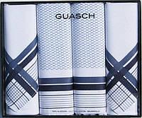 Комплект мужских носовых платков Guasch Zeus 92 SU2-03 (740)