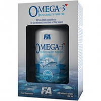 Fitness Authority - Omega 3  120 soft gels. Крайне необходима в спорте независимо от его вида.