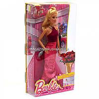 Кукла Барби в вечернем платье BARBIE (BFW16) оригинал, фото 1