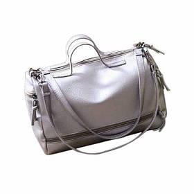 Жіноча об'ємна стильна сумка VA-1