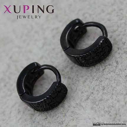 Серьги женские Xuping Jewelry - 1111416065, фото 2