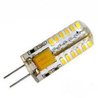 Лампа светодиодная G4-1,5W-12V Белый, Biom