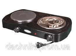 Плита настільна Леміра ЭПТ2Ч-Т (2-2,5 кВт/220В) Диск+вузький ТЕН), фото 2